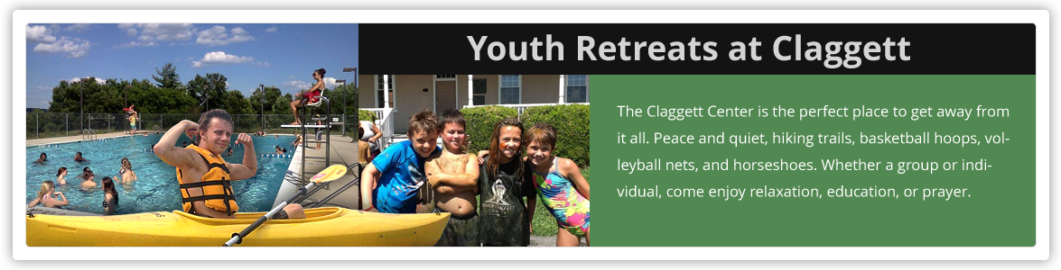 Youth Retreats
